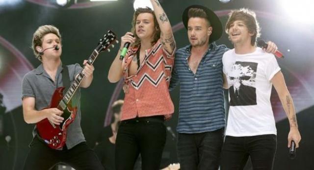 E os One Direction, agora sem Zayn Malik, também