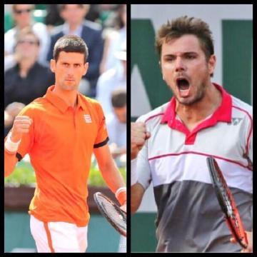 Wawrinka - Djokovic, une finale splendide !