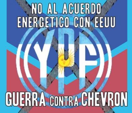 pacto Cristina/Rockefeller que beneficia a Chevron
