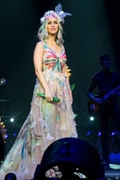 Katy prepara su presentación para Rock in Rio