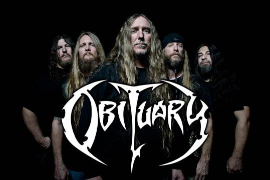 Death metal de culto da Flórida com os Obituary
