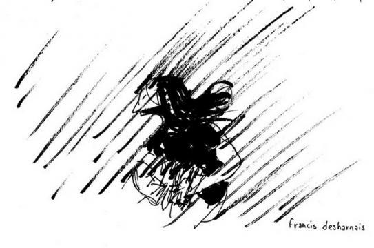 Dave Grohl (Foo Fighters). Por Francis Desharnais
