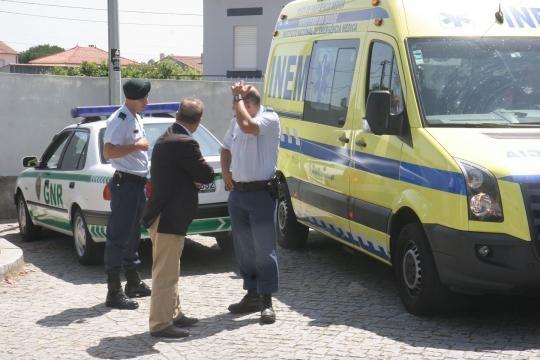 PJ investiga assalto ao banco das Marinhas.