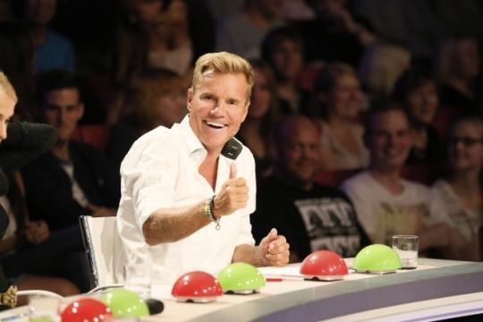 Jury-Oberhaupt Dieter Bohlen
