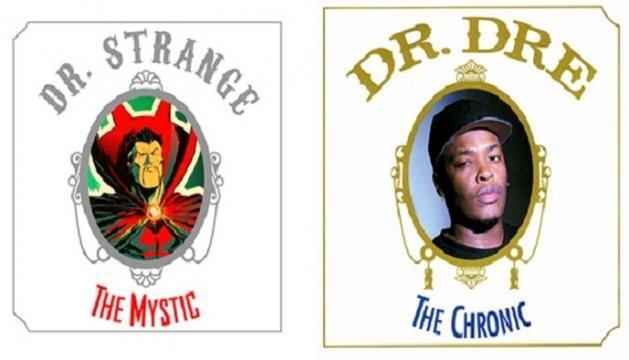 ¿Dr. Dre o Dr. Strange? ¿Cual es mejor?