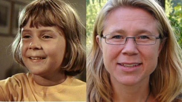María Persson que daba vida a Annika