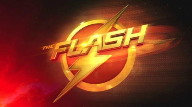 Cw's The flash logo of the Tv series