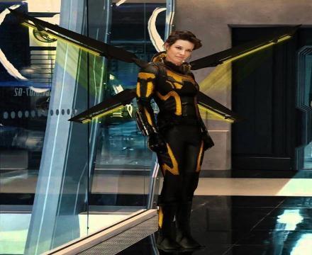 Wasp no estará presente en Civil War