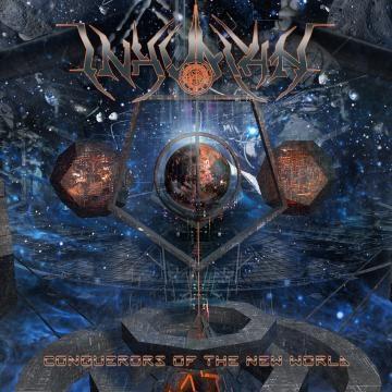 Capa de Conquerors Of The New World dos Inhuman
