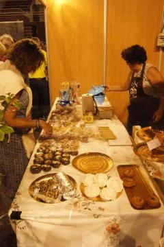 Doces tradicionais e conventuais na feira