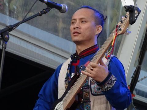 Guohua Li, o groove dos Shanren