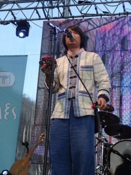 Yabo Qu - vocalista e frontman dos Shanren