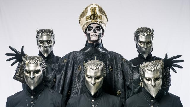 A estreia da banda sensação do metal em Portugal