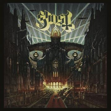 Meliora, o terceiro álbum dos Ghost
