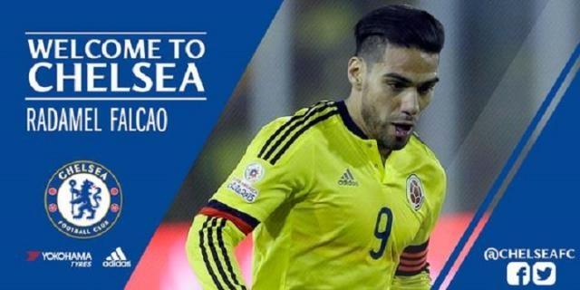 DIRECT / Mercato : Radamel Falcao à Chelsea !