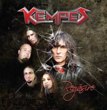 Regasire es el primer disco de banda metalera