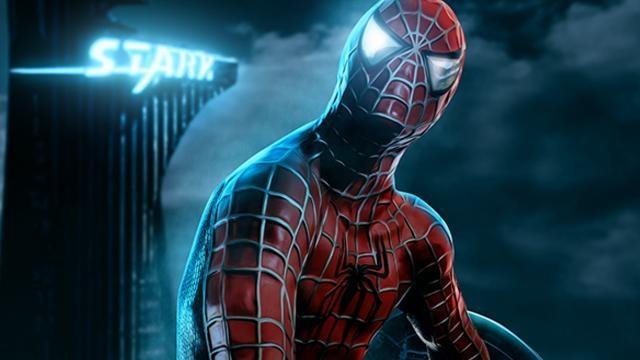 El nuevo traje de Spidey. ¿Te gusta?