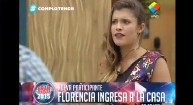 Flor Zaccanti, una de las sorpresas de la noche