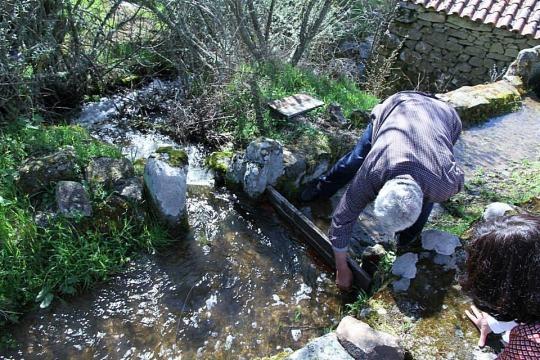 Moinho de água de Ribeira do Coito
