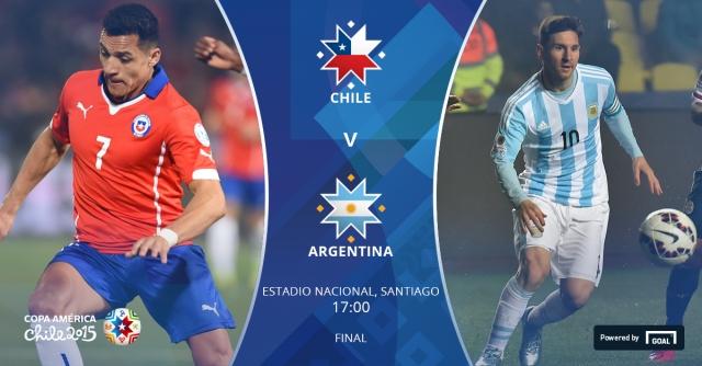 DIRECT / Copa America : la finale