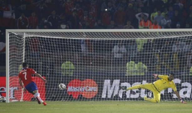Le Chili remporte sa Copa America aux tirs au but2