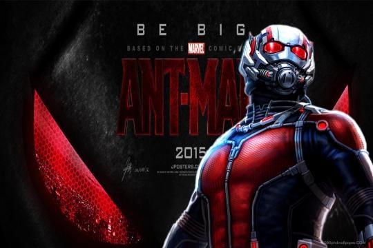 Universo Marvel: a días del lanzamiento de Ant-Man