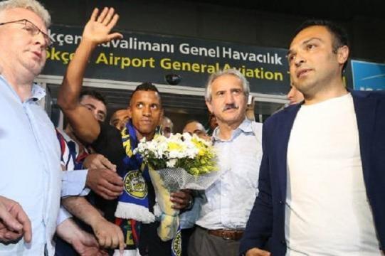 DIRECT / Mercato : Nani au Fenerbahçe !