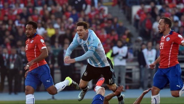 Messi contó su dolor y agradeció el aliento