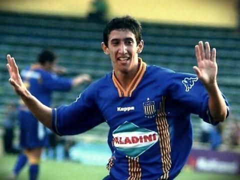 Rosario Central fue el club que lo vio nacer