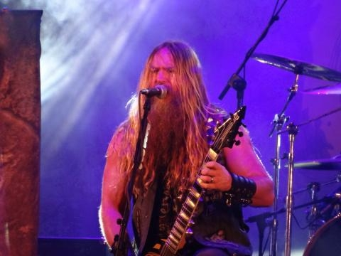 Zakk Wylde, a alma dos Black Label Society