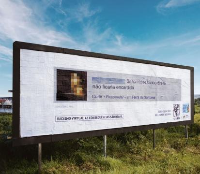 Racismo virtual. Consequências reais - ONG Criola