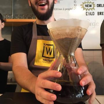El café Walter´s inspirado en Breaking Bad