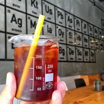 Una bebida refrescantemente química