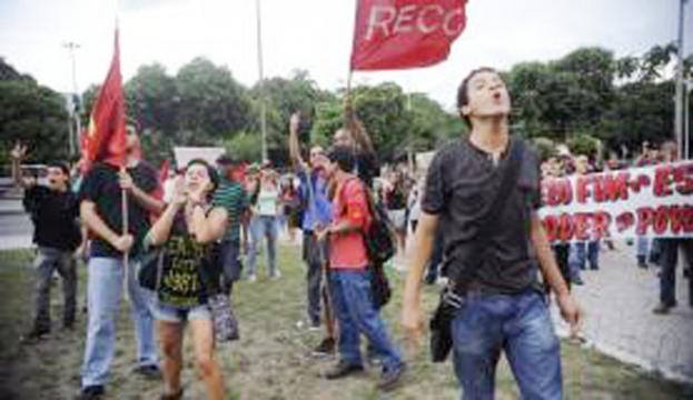 Movimentos sociais -Fernando Frazão/Agência Brasil