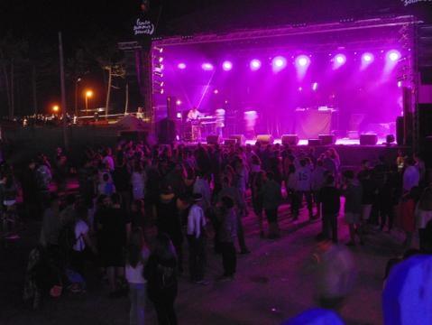 O palco do SSS'15. Foto: Marta Nobre