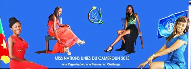 Election Miss Nations Unis Cameroun 2015