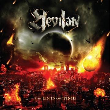 Hevilan - The End Of Time, power metal do Brasil