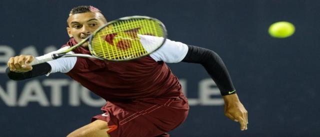 Jovem australiano foi multado pela ATP