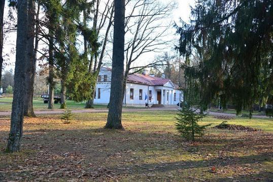 Ośrodek edukacyjny L P w Białowieży