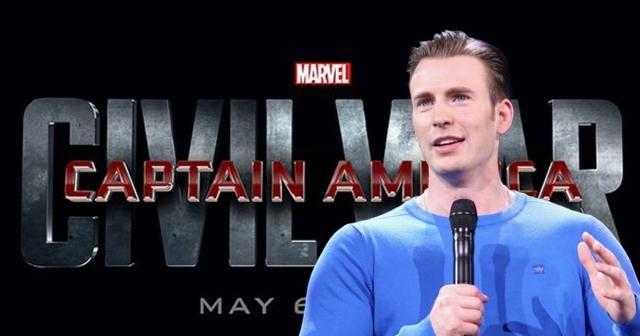 Será una 'Guerra de Hermanos' anunció Chris Evans