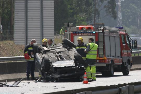 BV Fão e Esposende socorreram as vítimas.