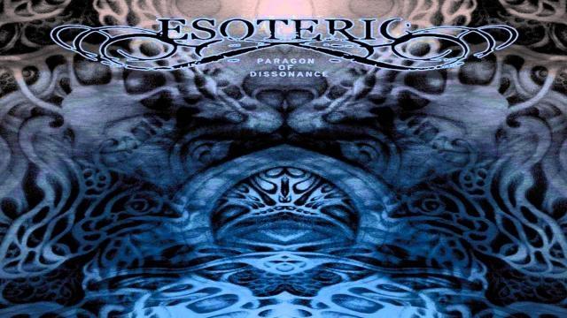 O último álbum dos Esoteric, Paragon Of Dissonance