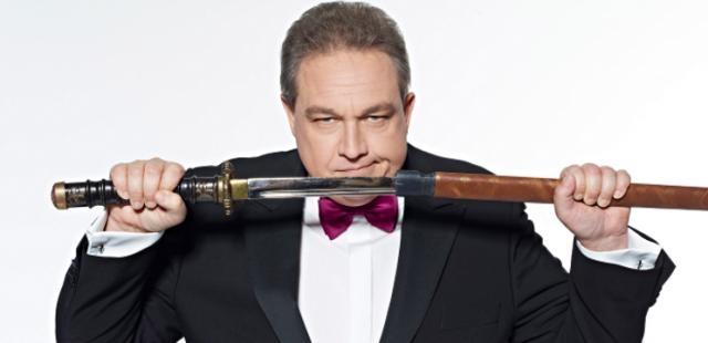 Fernsehsatiriker Oliver Kalkofe (49)