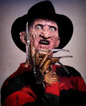 Freddy Krueger, uma das maiores criações de Craven