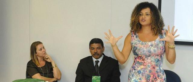 Apresentação no 9º Encontro realizado no Rio