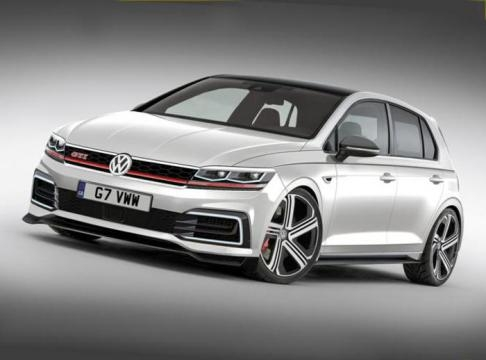 Volkswagen GTI. Ottava generazione
