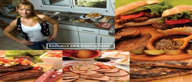 Para Jimena Monteverde la carne es el mejor plato