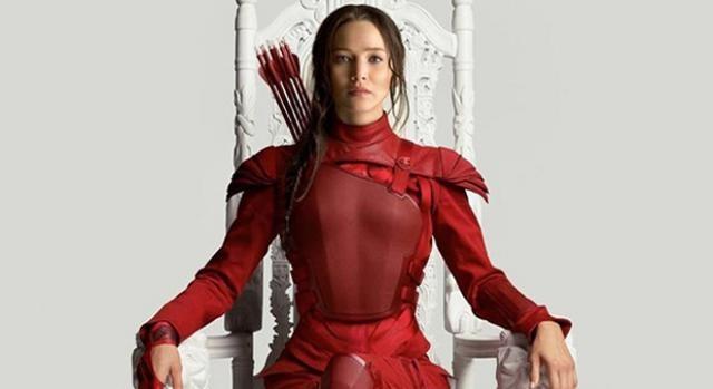 'Sinsajo parte 2' Katniss Everdeen