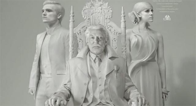 'Sinsajo parte 2' Presidente Snow