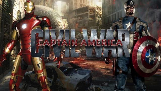 ¿Capitán América o Iron Man? ¿Quién Ganará?